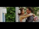 Свадебная прогулка (Анна+Михаил)-отрывок из свадебного фильма.LoveFrame-Стенько.